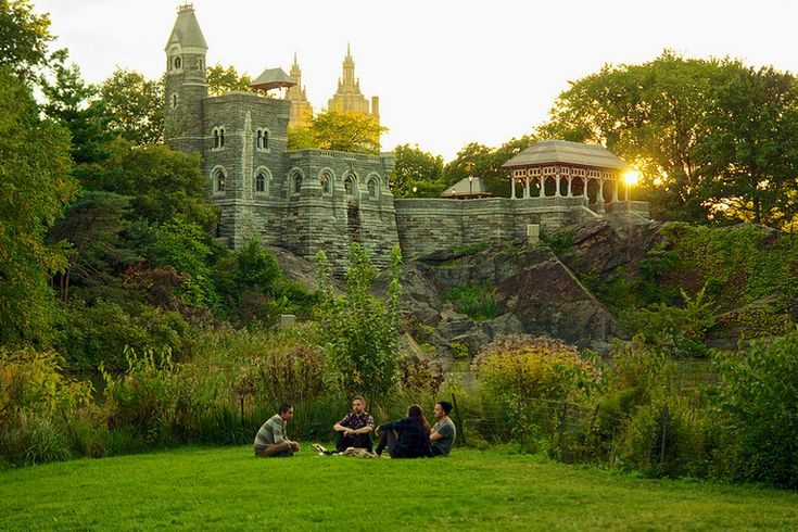 Belvedere Castle, Central Park | 10 Enchantingly Beautiful Places That Don't Feel Like You're in NYC