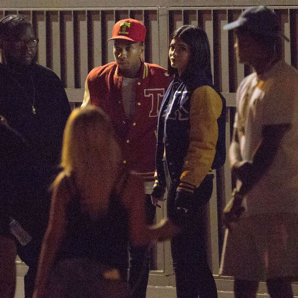 Kylie Jenner Spotted on Boyfriend Tyga's Music Video Set  - http://oceanup.com/2015/10/17/kylie-jenner-spotted-on-boyfriend-tygas-music-video-set/