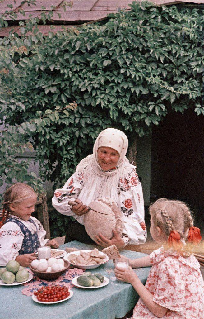 Советский Союз 1950-х годов в цвете (126 фото): etsoothquose