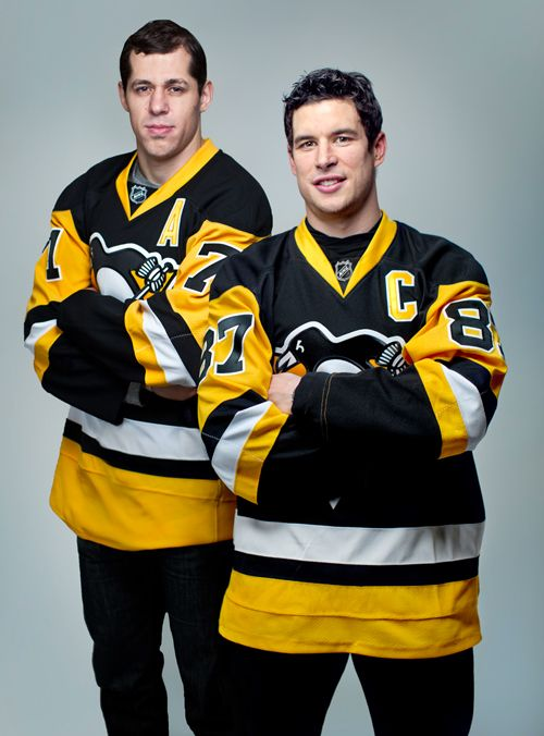 WHIRL Magazine, Pittsburgh Penguins, Sidney Crosby, Evgeni Malkin, January 2015