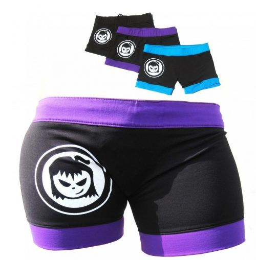 Strength By Debi Purcell Compression Vale Tudo MMA Shorts