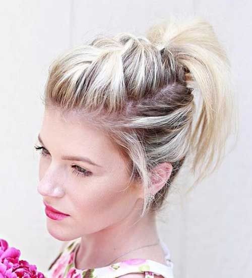 20 Best Simple Short Hairstyles That Can Inspire You