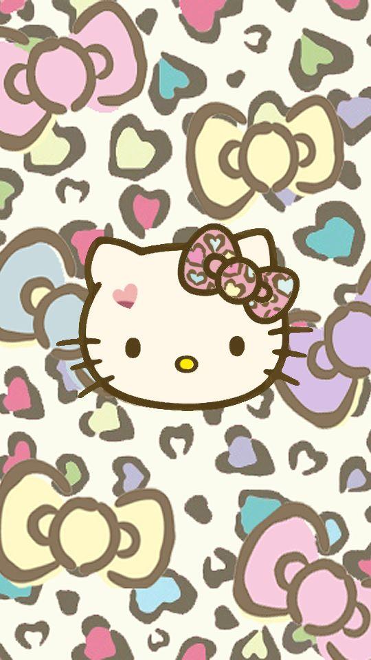 Wallpaper Backgrounds Hello Kitty Wallpaper