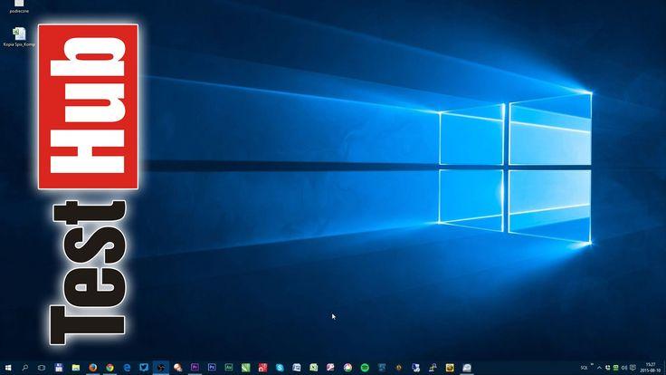 Czysta Instalacja Windowsa 10