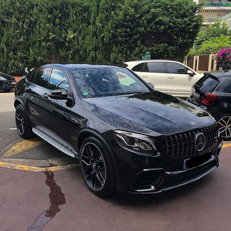 Mercedes Glc 63s Amg Coupe By Msmotors Mercedes