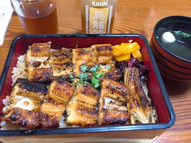 宮島 いな忠のアナゴ飯