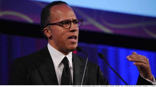 Lester Holt poised to take Brian Williams' anchor chair permanently
