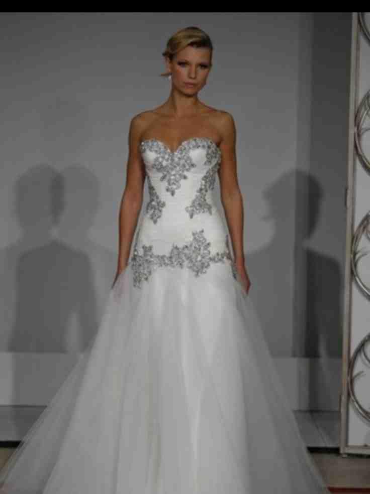 Popular Pnina Tornai Wedding Dresses For Sale Wedding and Bridal Inspiration