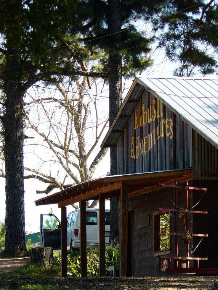 Oklahoma Road Trips Com Ambush Adventures Broken Bow
