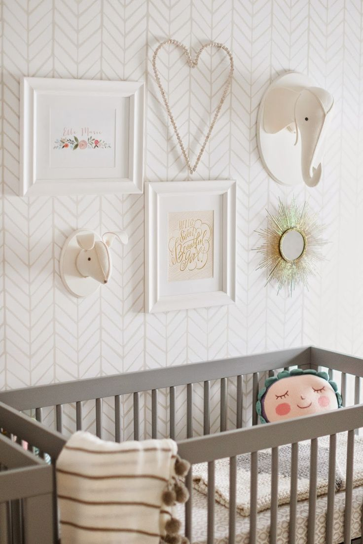 bluegrass + boxwood: Elle + Ford's Neutral Nursery
