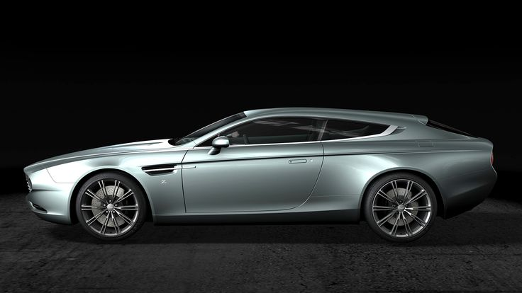 2014 Zagato Aston Martin Virage Shooting Brake  http://www.wsupercars.com/zagato-2014-aston-virage-shooting-brake.php