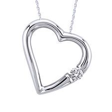 Cute Heart Pendant