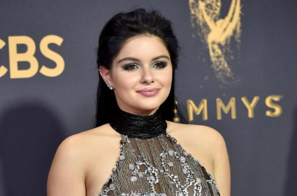 """Modern Family"" star Ariel Winter said photographers spoiled her first day of classes at University of California, Los Angeles."