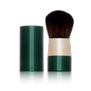 BeingTrue Retractable Powder Brush 1 piece by BeingTrue. $32.04. Being True Retractable Powder creates a seamless mineral foundation application for an even complexion. The unique bristles glide easily over the skin providing sheer to medium coverage. Fits perfectly inside your purse or your carry-on bag when traveling. Includes a metal cap to protect bristles.