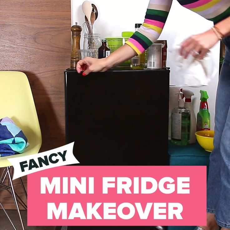 Best Way To Cover A Fridge Without Painting It