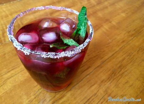 Cocktail le jamaicain