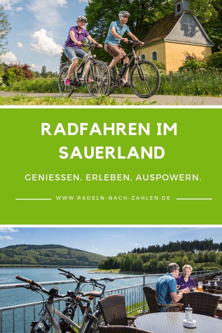 Pin auf Radurlaub: Die schönsten Radtouren und besten Reisetipps
