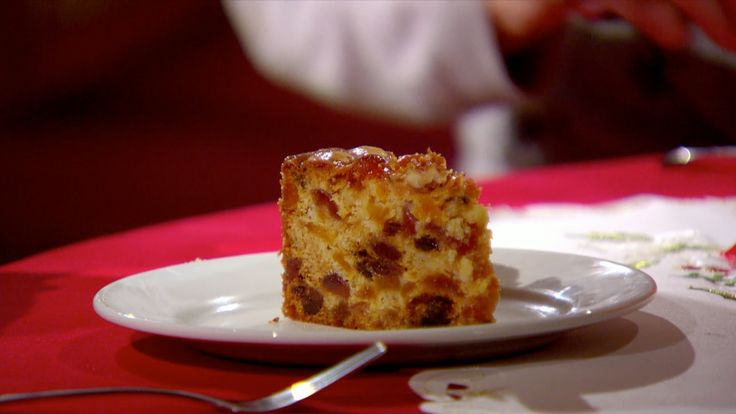 This Christmas genoa cake recipe by Mary Berry is featured in the Season 1 Masterclass: Christmas episode.