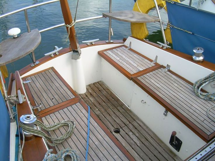 Carter 30 - Used Yachts for Sale - Ancasta