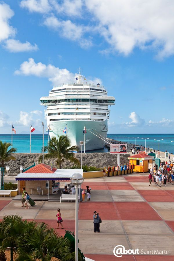 Charming Wathey Cruise Pier   Sint Maarten