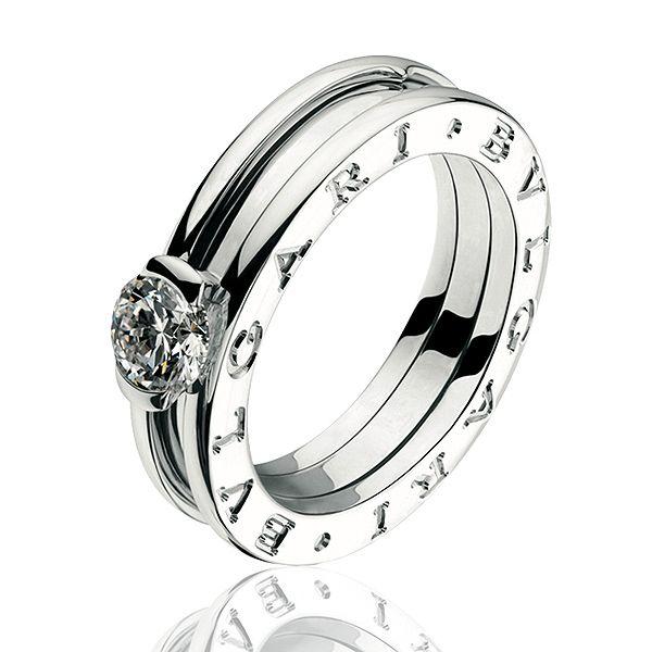 ビー・ゼロワン - BVLGARI(ブルガリ)の婚約指輪(エンゲージメントリング)ハイブランドのエンゲージリング・婚約指輪まとめ一覧。