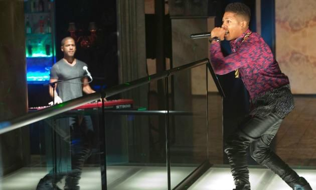 'Empire' Star Jussie Smollett Signs Deal With Columbia Records