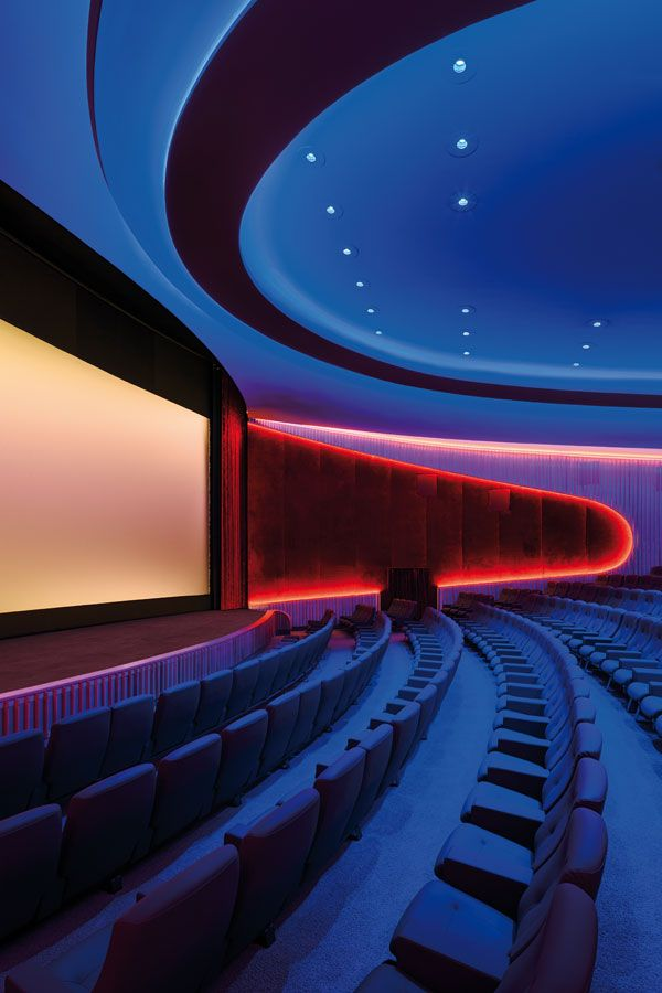 Beautiful Zoo Palast u Berlin Cinema