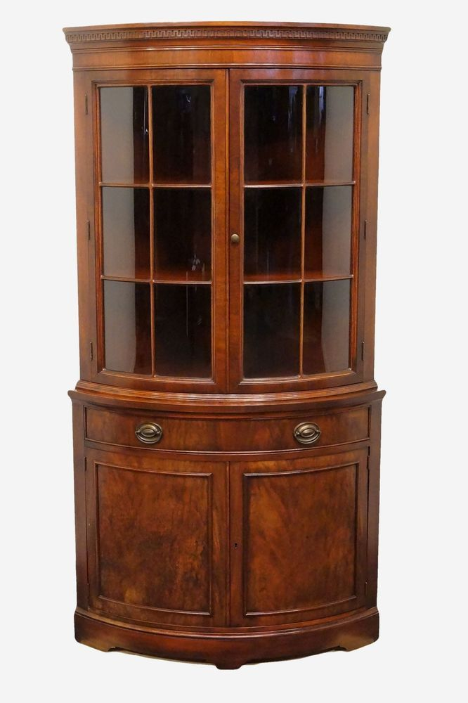 corner cabinet furniture 1000 ideas about corner china cabinets on 13910