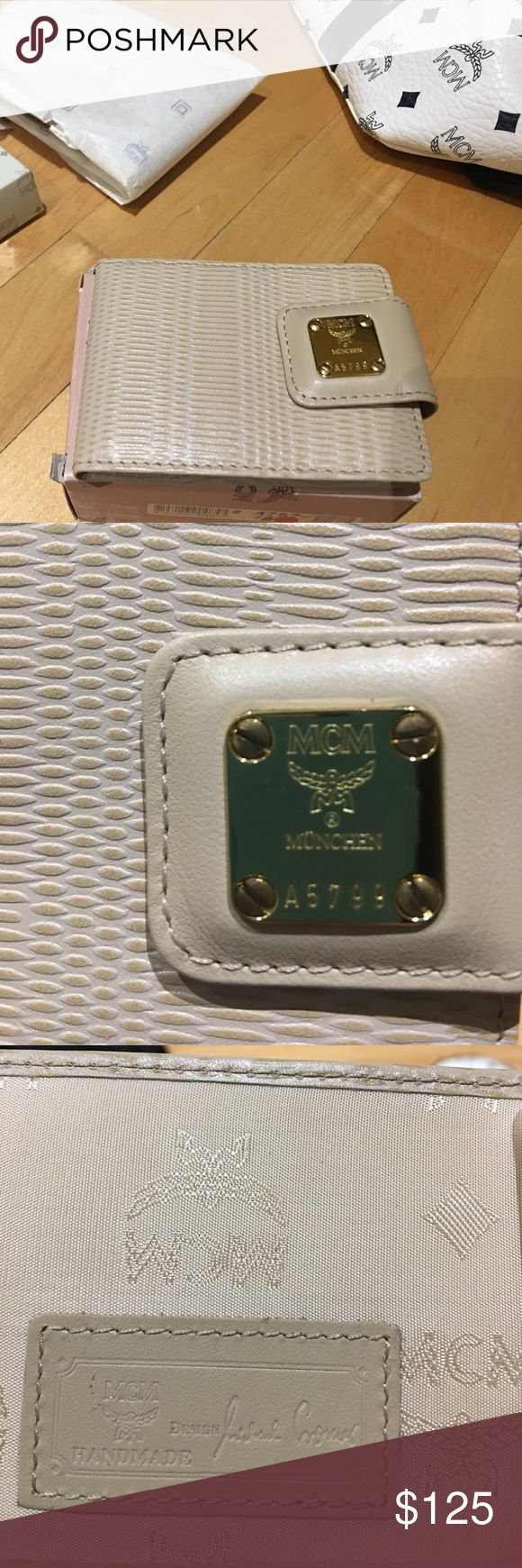 MCM cardholder 10 card Cardholder by MCM. Brand New MCM Accessories Key & Card Holders