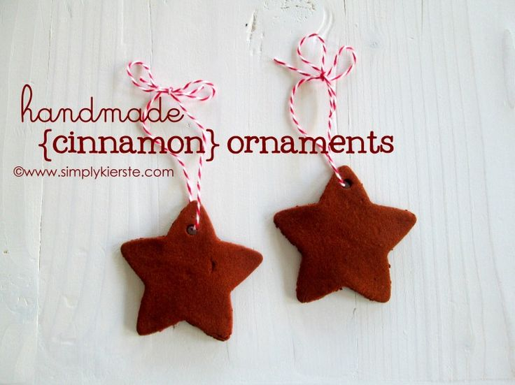 I made these cinnamon ornaments for our first Christmas tree when we were first married, and I have absolutely loved them ever since. There is something just so cozy about making handmade ornaments, in all their rustic and lovely imperfection. Perhaps it's the old-fashioned girl in me that wishes I could sit in a log cabin, string popcorn garland, and hang these cinnamon ornaments on the tree I cut down in the woods. This is my way of capturing a piece of that, and I love it! CLICK HERE TO…