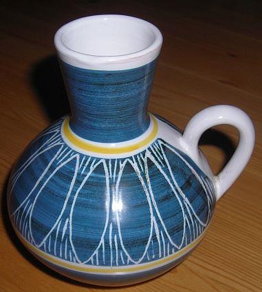 ELLE- vase med hank, Rondane Brukt & Antikk