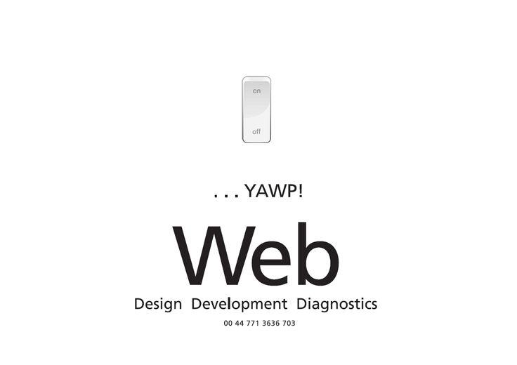 Io Web - Design Development Diagnostics - Bring out your inner barbarian. Let me hear your roar.