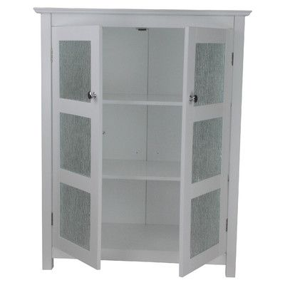 """Elegant Home Fashions Connor 26"""" x 34"""" Free Standing Cabinet & Reviews 