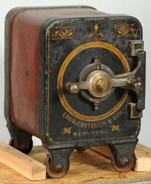 Safe Door Lock : Best images about antique safe on pinterest steel