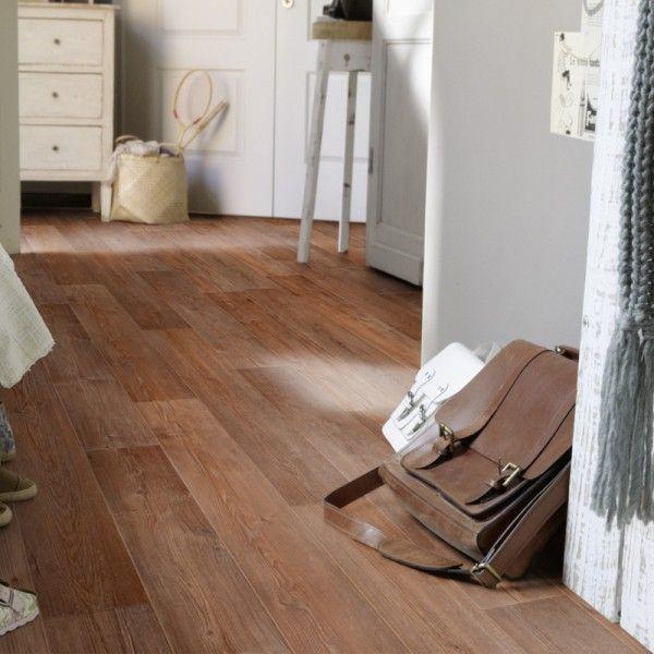PVC Boden Tarkett Essentials 370 Meleze Brown 3m Bild 1