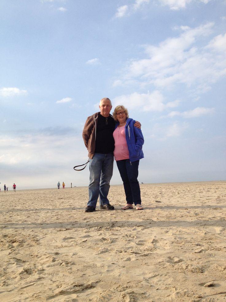 Pa en Ma 40 jaar getrouwd!