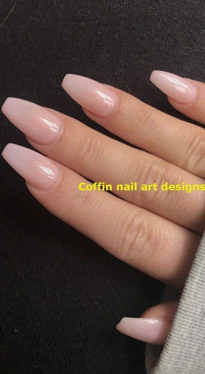 20 Trendy Coffin Nail Art Designs 1 Coffinnail Nailart In 2020 Nails Coffin Nails Designs Coffin Nails