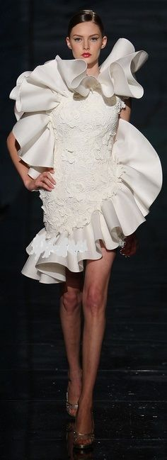 Fausto Sarli Couture, pinned by Modeconnect.com