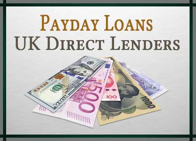 Bad Credit Loans Direct - Fair Loans Direct Finance!