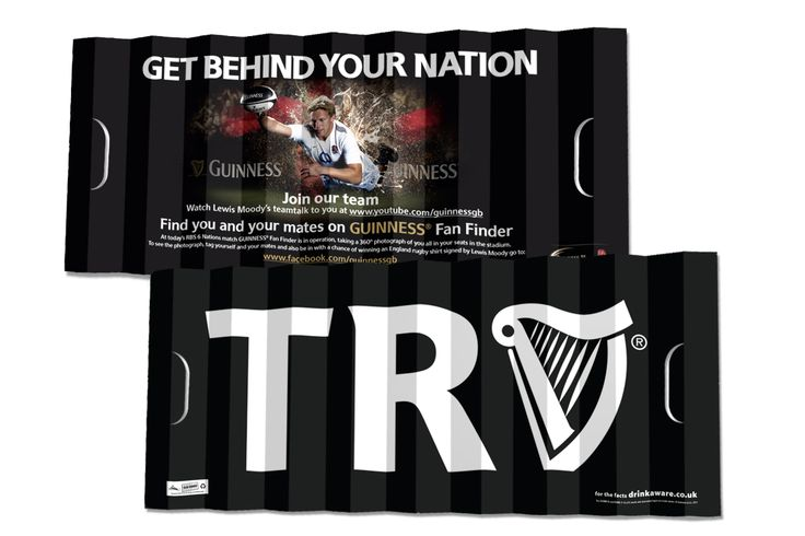 Rugby Clap-Banner