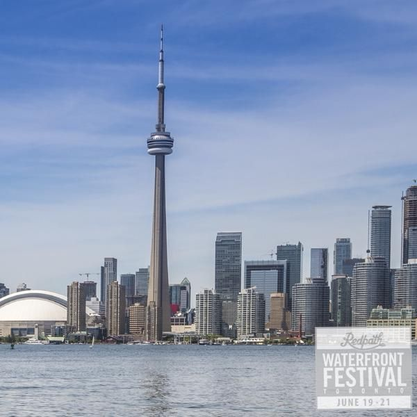 #TOwaterfront Festival this weekend June 19-21, 2015.