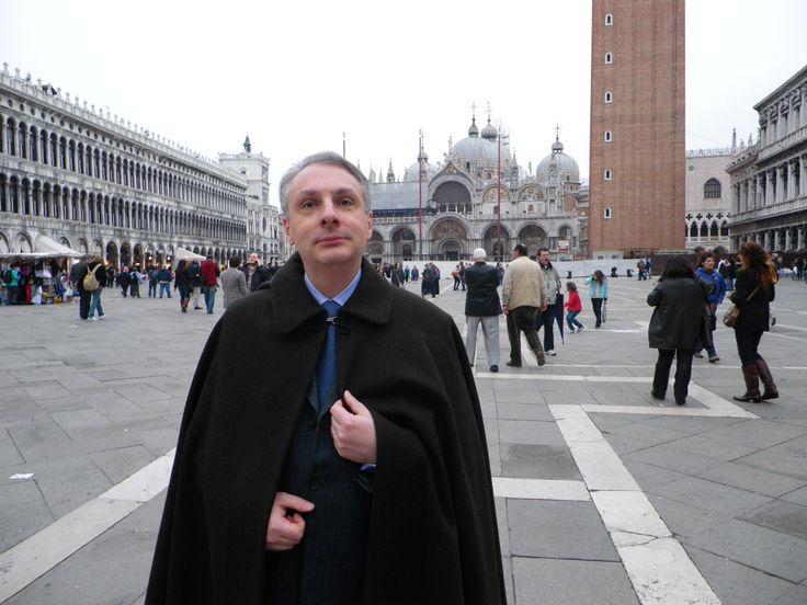 Gran Liston in Tabarro, piazza San Marco VENEZIA