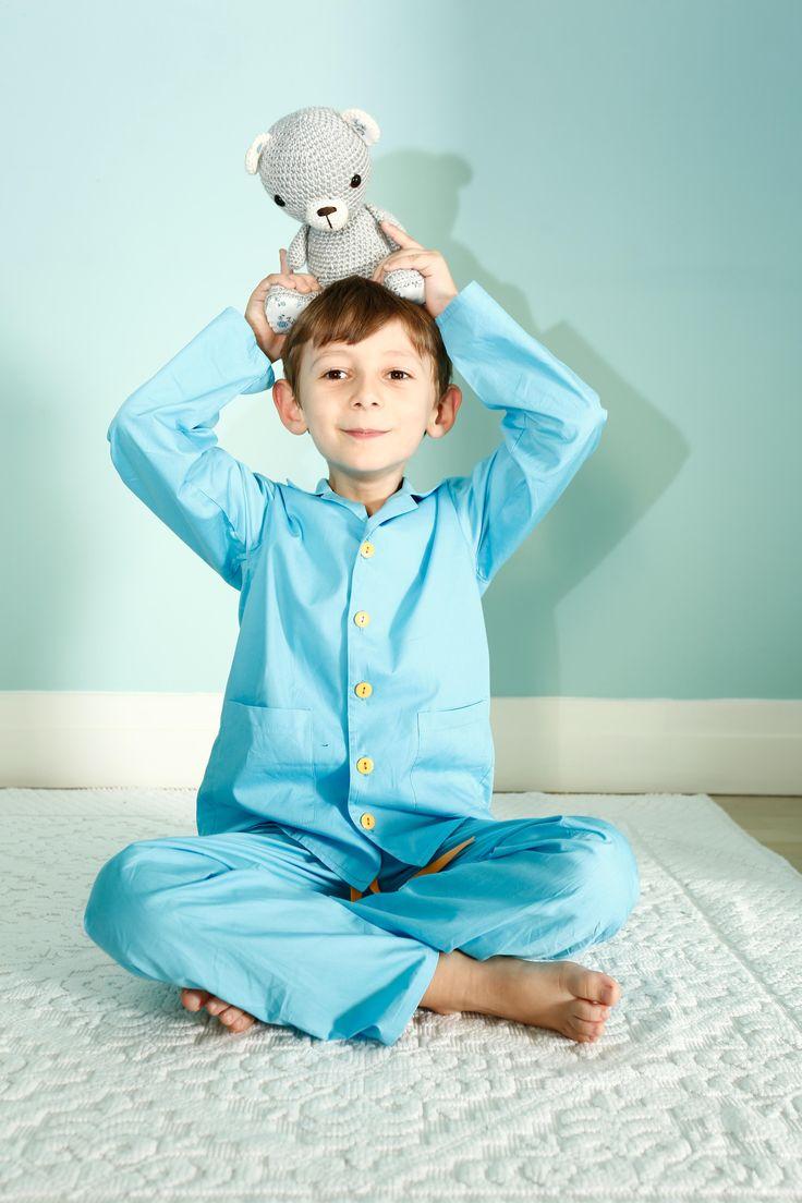 Pajamas for little boys / Erkek cocuk pijamalari