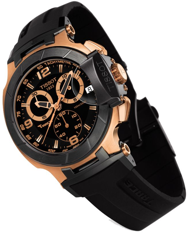 Tissot Sports Watches for Men for Active People