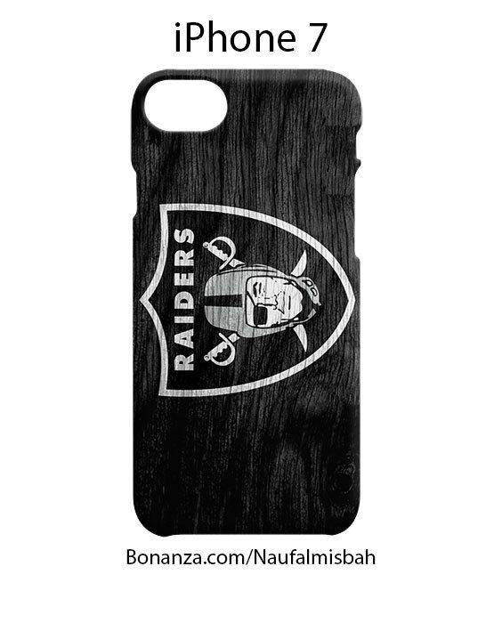 Oakland Raiders Inspired iPhone 7 Case Cover