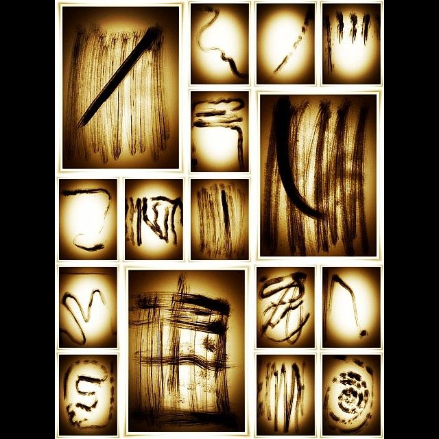 """B-H01 The Collection of drawings with ink on paper"" Black-Hard Artstudio @blackhardartstudio Instagram photos | Websta"