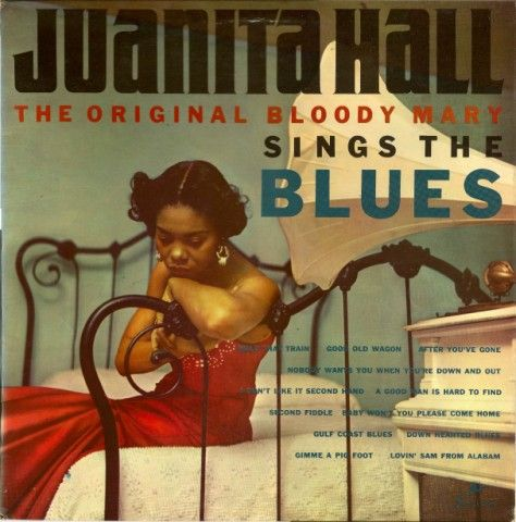 The first African-American to win a Tony Award, Juanita Hall. It was on April 9,1950.