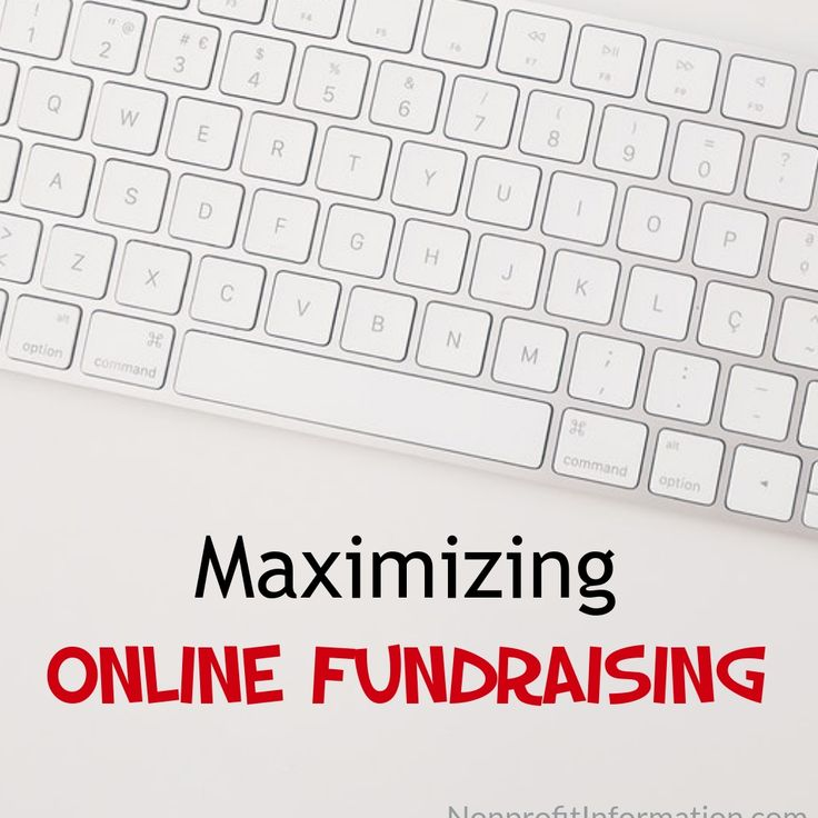 Online Fundraising Ideas - Online Fundraising Tips - Online Fundraising Help - Internet Fundraising - Getting Donations Online