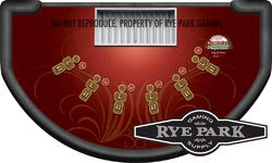Custom Fortune Pai Gow Layout