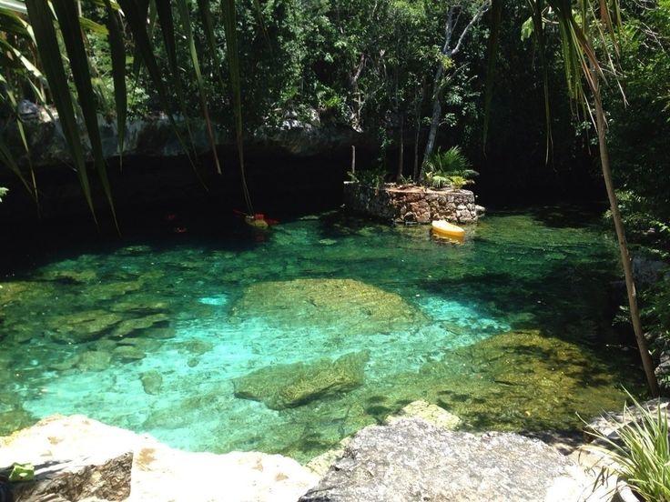 Cenote Play del Carmen